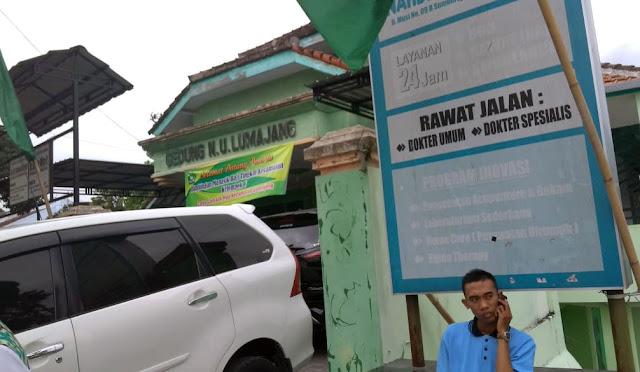 Gedung PCNU Lumajang