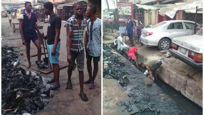 Nigerian man becomes internet sensation cleaning up world's most polluted city
