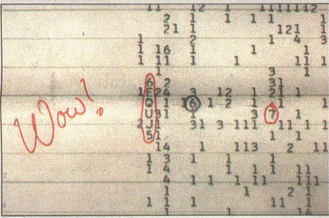 Famous Wow! signal might have been from comets, not aliens