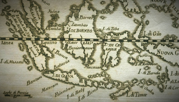 Kepulauan Indonesia Pada Masa Peleozoikum