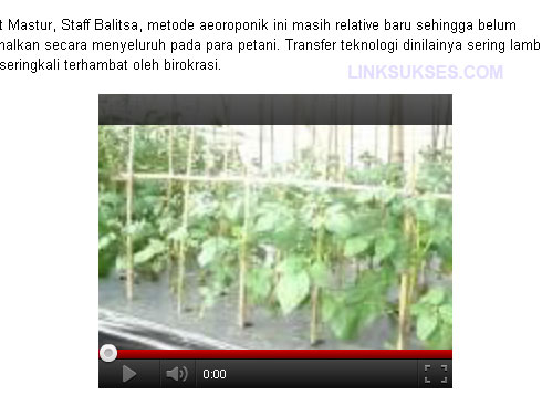 Video di dalam posting