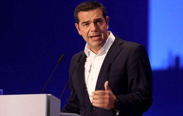Τσίπρας: «Θέλουμε τη Θεσσαλονίκη πρωτεύουσα των Βαλκανίων» – Τα Σκόπια ενδοχώρα μας