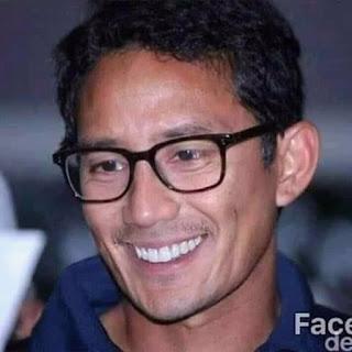 Meme Sandiaga Salahudin Uno Sedih Gagal jadi Cawapres di Pilpres 2019 - Polosan sandiaga senang setelah di edit