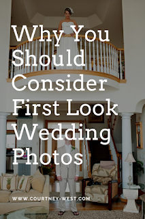 Why You Should Consider First Look Wedding Photos