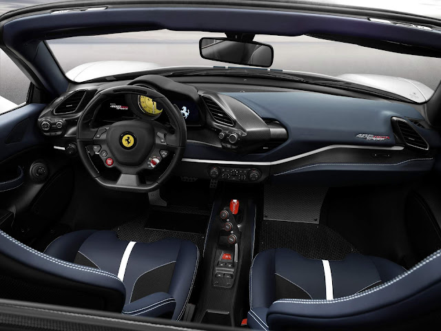 Ferrari 488 Spyder Pista
