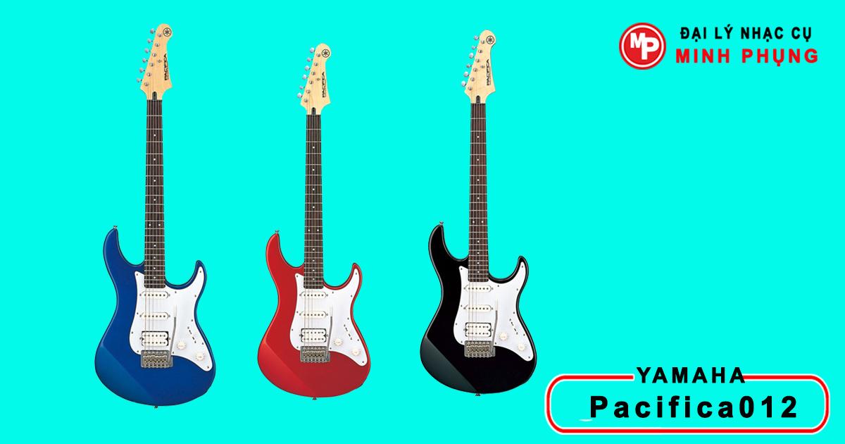 Mua Đàn Guitar Điện Yamaha Pacifica012
