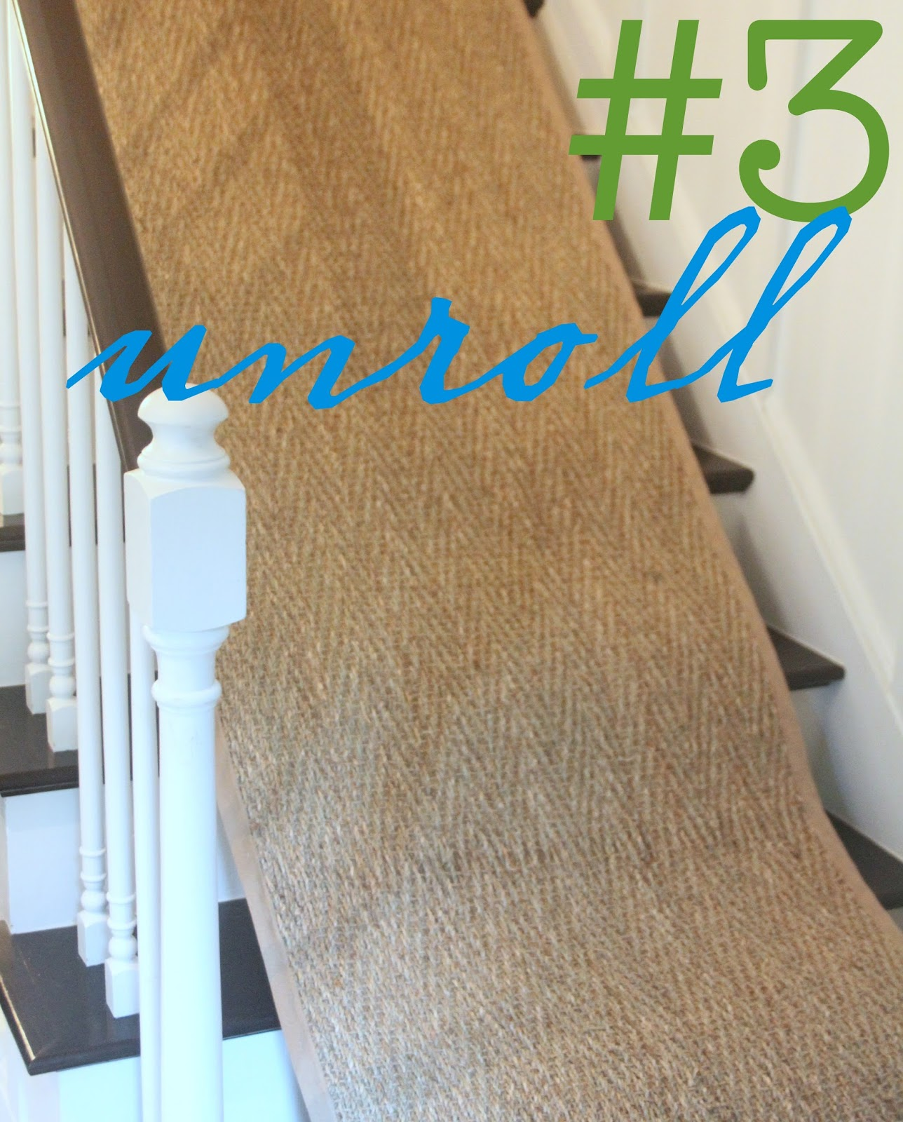 52 Best Staircase Lighting Images On Pinterest: How To Install A Seagrass Stair Runner