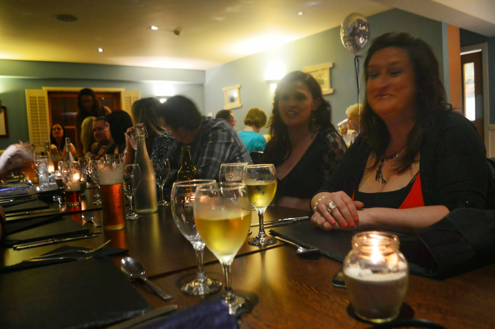 , Ceri's Leaving Do