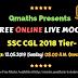 SSC CGL 2018 Tier-1 Live Mock Test (FREE)