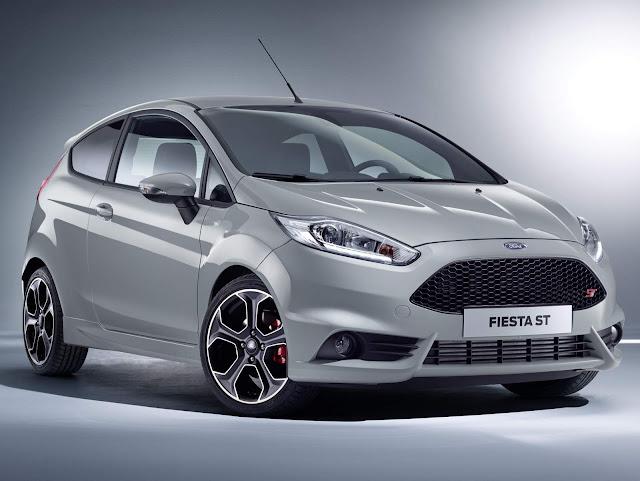 novo Ford Fiesta ST 200