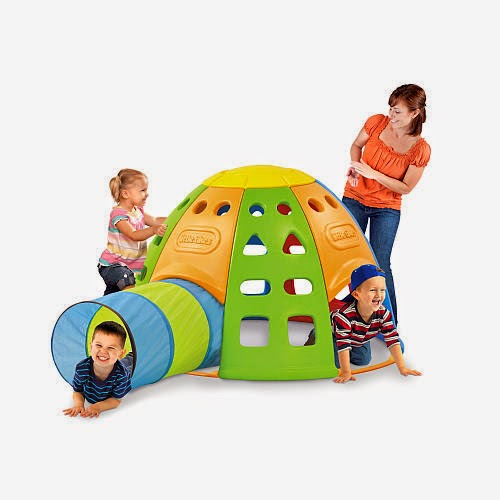 Little tikes indonesia double decker superslide 8 in 1 for Little tikes 8 in 1