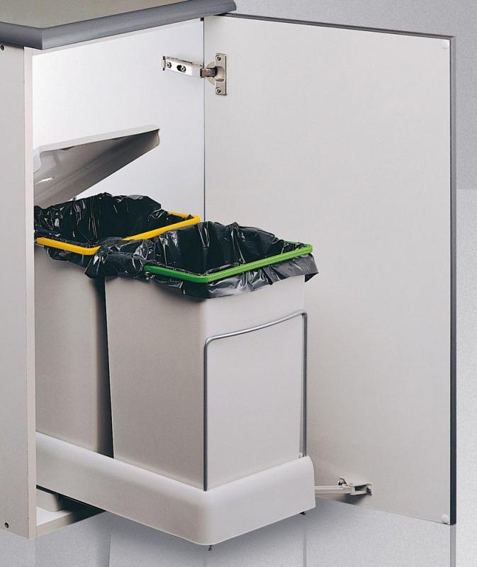 Cubo basura 32135322300 tu cocina y ba o - Cubos basura cocina ...
