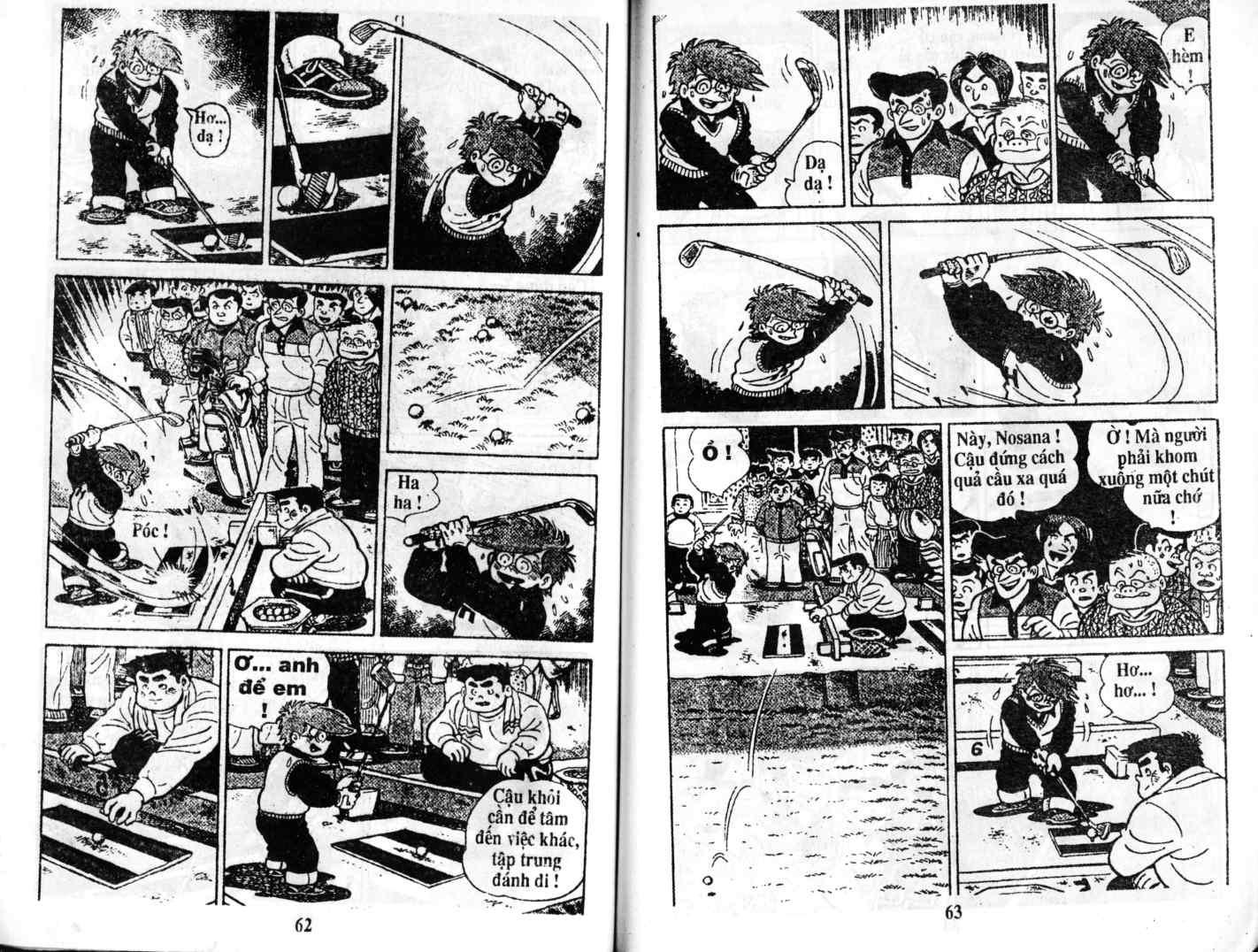 Ashita Tenki ni Naare chapter 2 trang 30