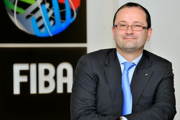 Αυτό είναι το πλάνο της FIBA