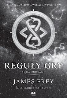 Endgame. Reguły Gry - James Frey