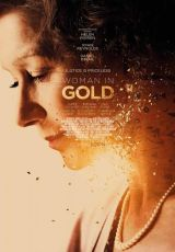"""Carátula del DVD """"La dama de oro"""""""