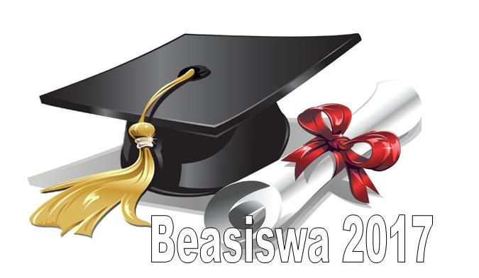 DAFTAR BEASISWA BULAN AGUSTUS 2017 – APRIL 2018