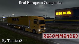 Real European Companies (by Tamiel18)