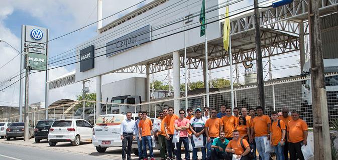 MOB Ceará realiza visita técnica na Cequip