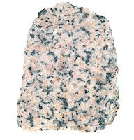 Bir siyenit kayacı örneği