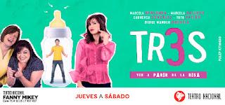 TRES | Teatro Nacional Fanny Mikey