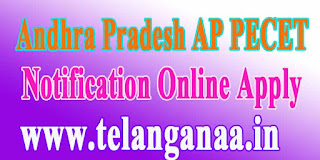 Andhra Pradesh AP PECET APPECET 2017 Notification Online Apply