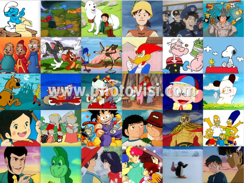 Pietro saba world i cartoni animati con cui sono cresciuto