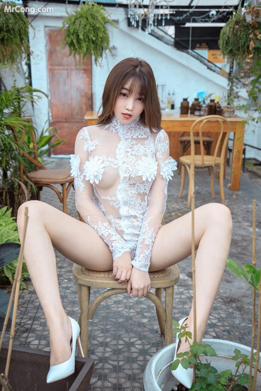 Image UGIRLS-U421-Booty-Zhizhi-MrCong.com-002 in post UGIRLS U421: Booty (芝芝) (66 ảnh)