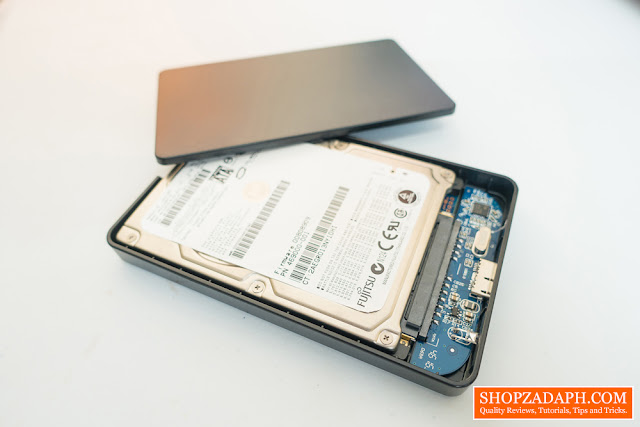 recycle old netbook hard drive