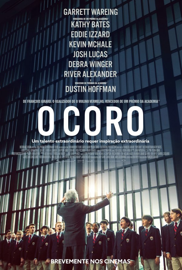 O Coro Torrent - Blu-ray Rip 1080p Dublado (2015)