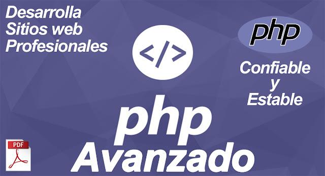 curso programacion php avanzado