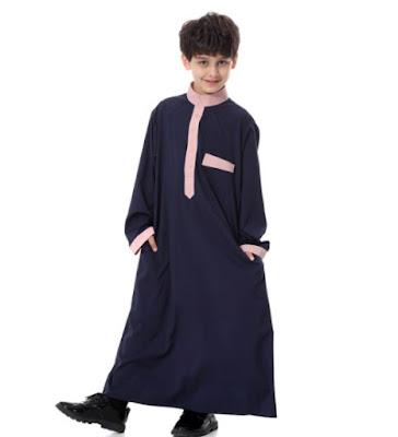 Baju gamis anak laki laki murah