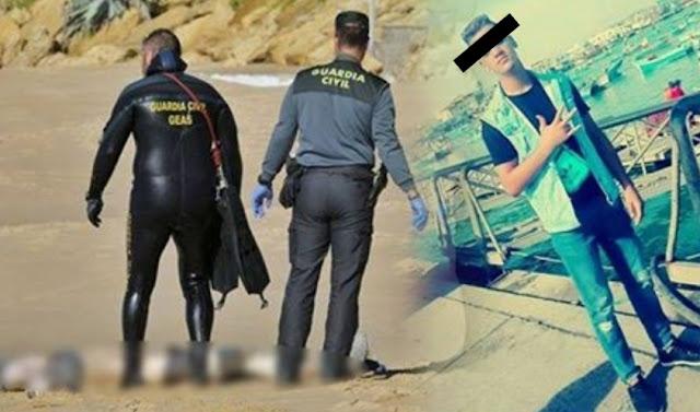 """مأساة بطل مغربي في """"الكيك بوكسينغ"""" مات غرقا في عرض البحر بعد محاولته الهجرة إلى اسبانيا"""