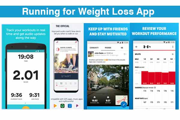 Running for Weight Loss App