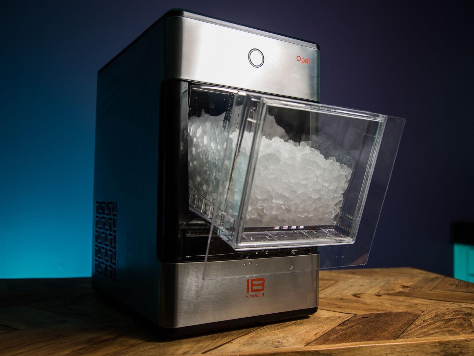 Mini Fridge Ice Maker