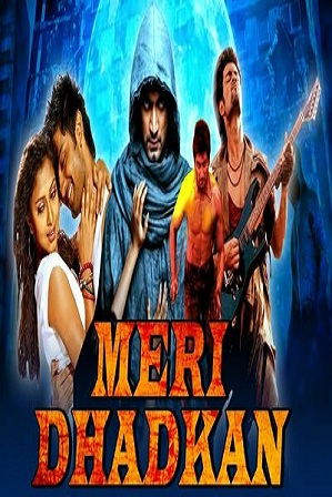 Download Meri Dhadkan (2018) 750MB Full Hindi Dubbed Movie Download 720p HDRip Free Watch Online Full Movie Download Worldfree4u 9xmovies