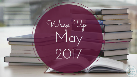 My May 2017 reading wrap-up
