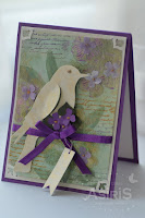 Stamps & Wonders on Paper Scraps