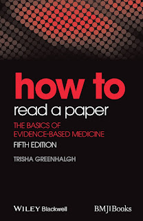 How to Read a Paper: The Basics of Evidence-Based Medicine 5th Edition