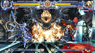 DOWNLOAD Blazblue - Calamity Trigger (Europe) Game PSP For Android - www.pollogames.com
