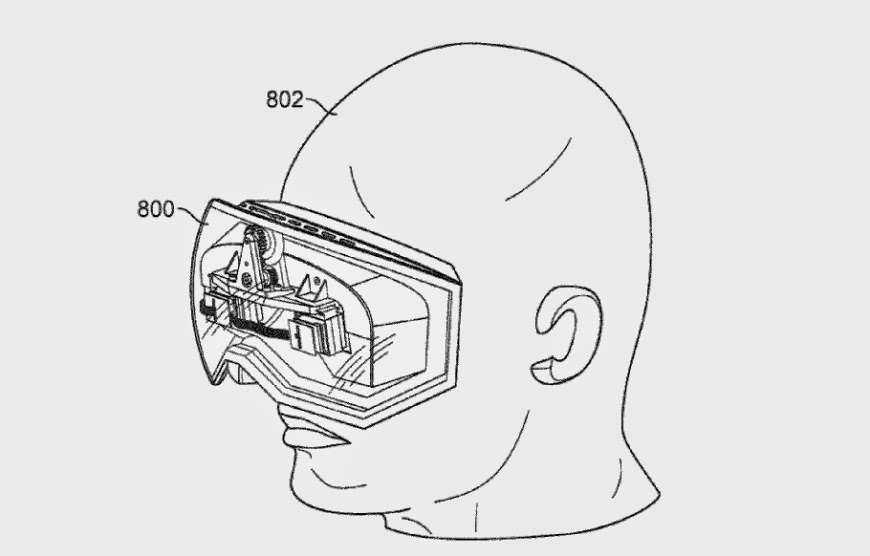 Apple Virtual Reality Project