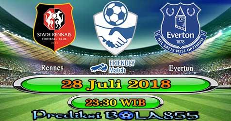 Prediksi Bola855 Rennes vs Everton 28 Juli 2018
