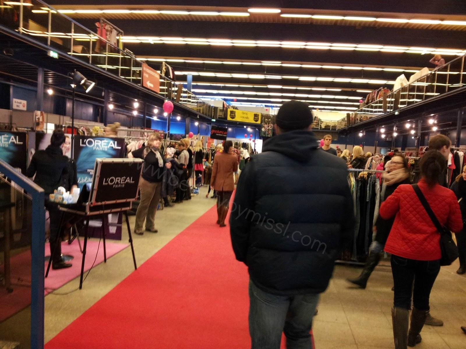 Buduaar Market in Tallinn