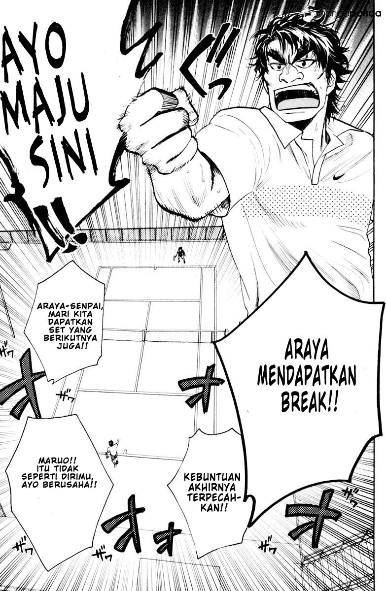 Baca Komik Baby Steps Chapter 117 Bahasa Indonesia Kintamaindo