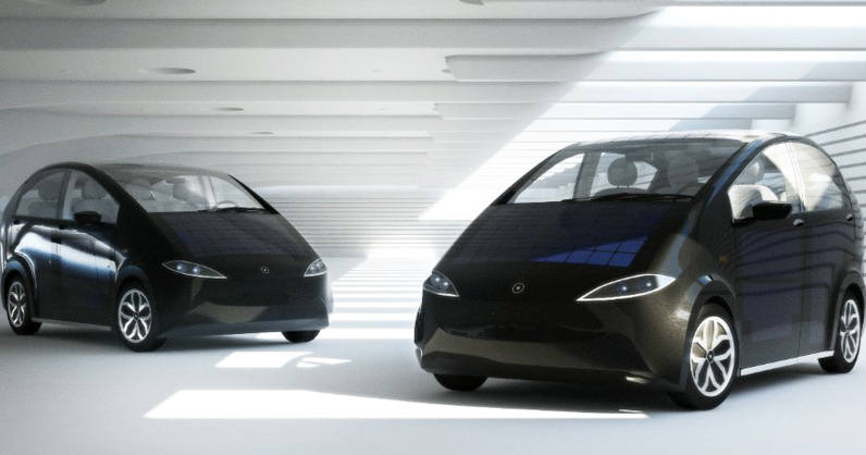 Sion, la prima auto a energia solare