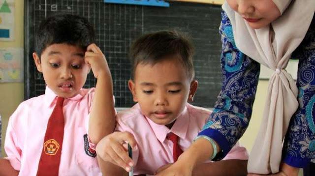 'Perang' Wacana Muhhamadiyah vs NU soal 'Full Day School'