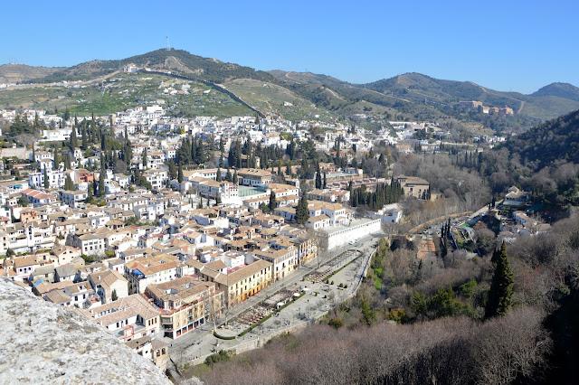 Albaicín Sacramonte Alhambra