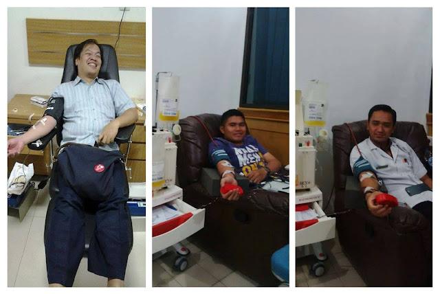 Manfaat Donor Darah Bagi Kesehatan Pria dan Wanita