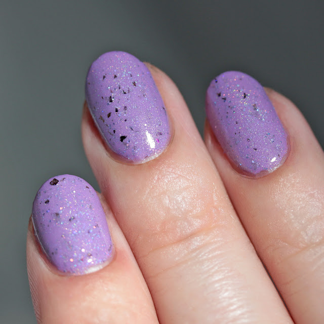 Smokey Mountain Lacquer Black Raspberry Sorbet