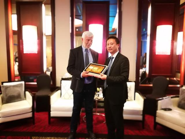 Περιφερειάρχης Πελοποννήσου: Οικοδομούμε σχέσεις βιώσιμης συνεργασίας μεταξύ της Περιφέρειας Πελοποννήσου και Κινεζικών Επαρχιών